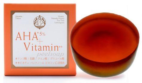 AHA5% ビタミンピールソープ