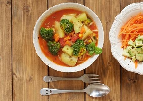美肌 野菜スープ